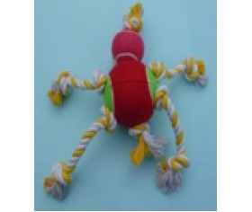 Man rope & Ball Toy