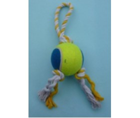 Pull Toy - Knot & Ball