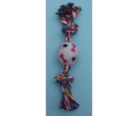 Rope Toy - 1 Ball