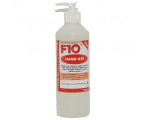 F10 Hand Gel Pump Pack