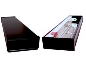 Slim Line Reflector T-8 (Black)