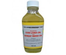 Cod Liver & Wheat Germ Oil