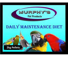 Murphy's Daily Maintenance Diet - Crumble