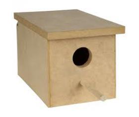 Finch Nesting Box