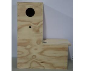 'L' Shape Nesting Box