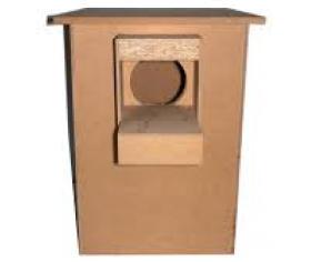 Peachface Nesting Box