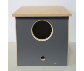 Small Parrot Nesting Box