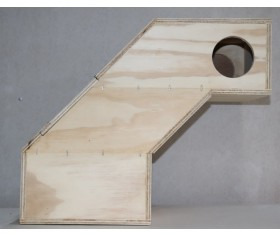 'Z' Shape Nesting Box