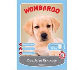 Wombaroo Dog Milk Replacers