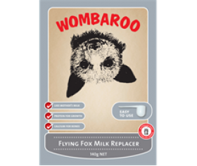 Wombaroo Flying Fox Milk Replacer