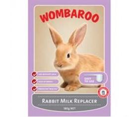 Wombaroo Rabbit Milk Replacers