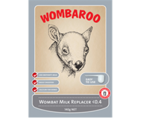 Wombaroo <0.4 Wombat Milk Replacer