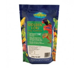 Vetafarm Golden Lori Rice Formula