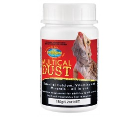 Vetafarm Herpavet Multical Dust