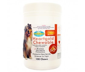 Vetafarm Heartgold Chewable Tablets